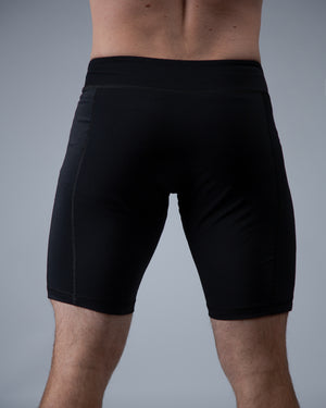 Journey Compression Short-Black