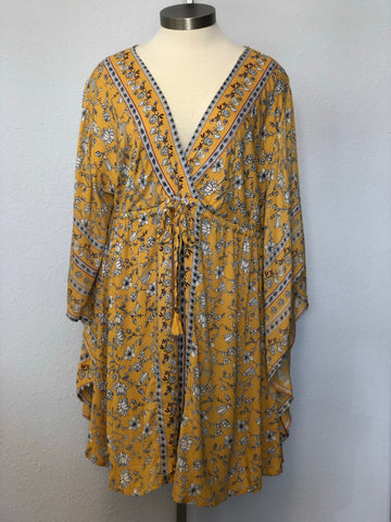 KAFTAN DRESS PLUS