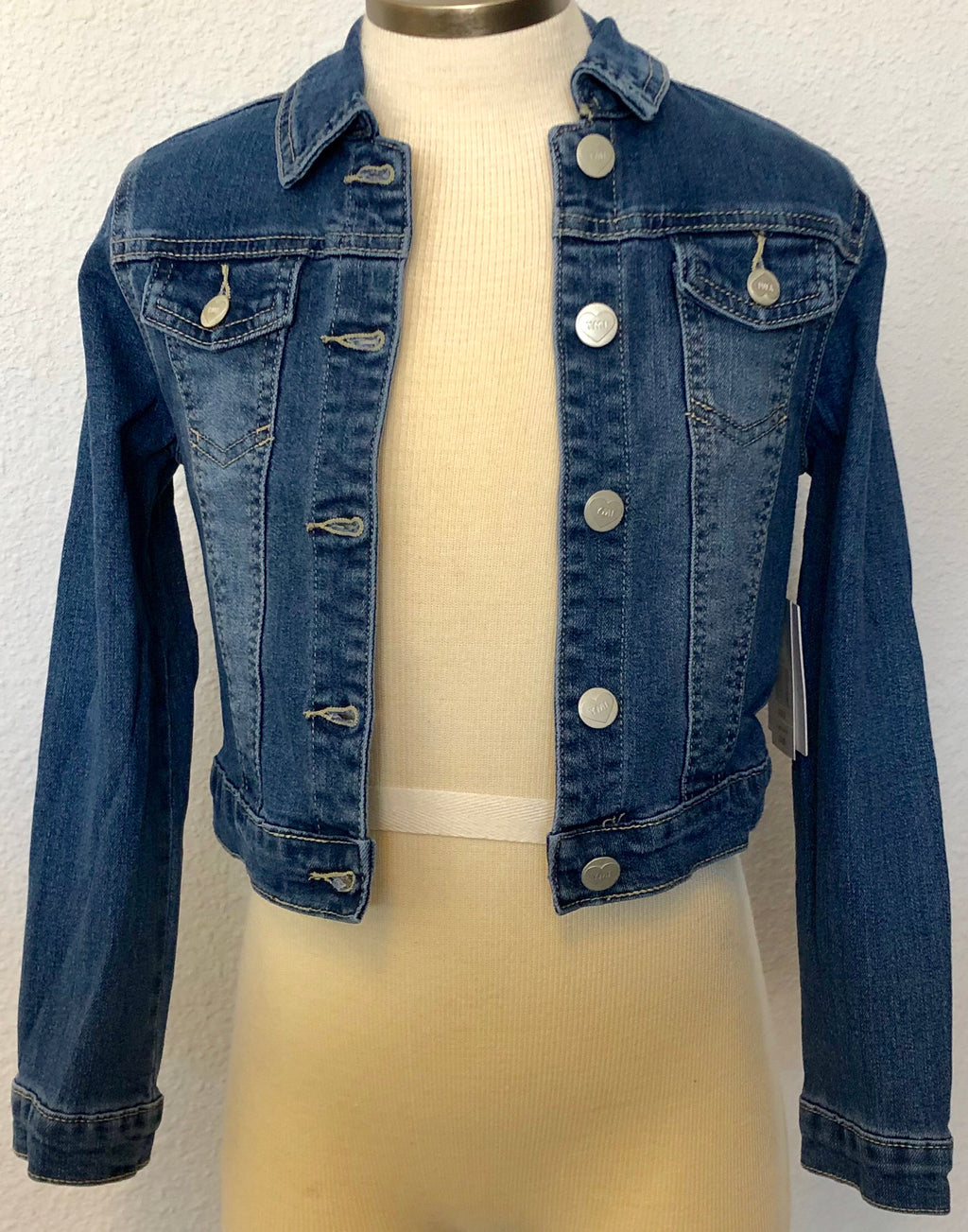 K DENIM JACKET