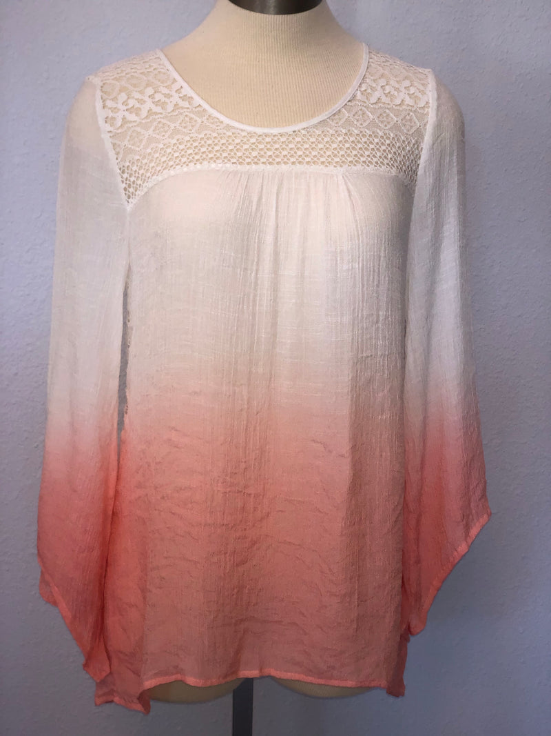 OMBRE BELL TOP