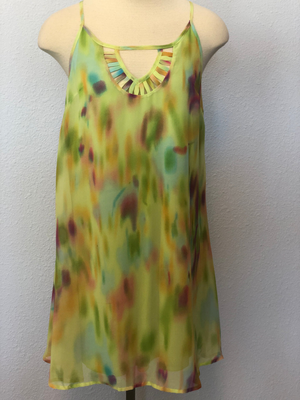 WATERPAINT DRESS