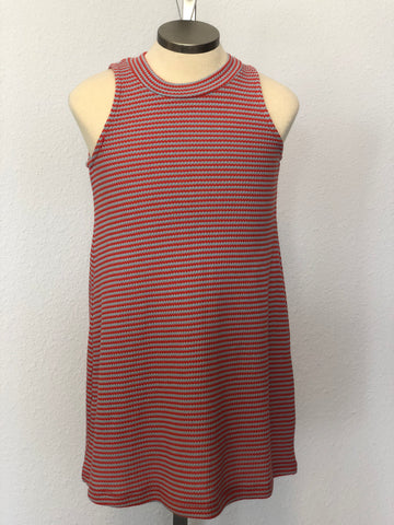K STRIPED DRESS
