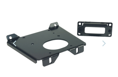 Viper UTV Winch Mount Plate - Polaris General