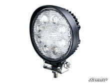 "4"" LED Round Lights : Off Road Lights"