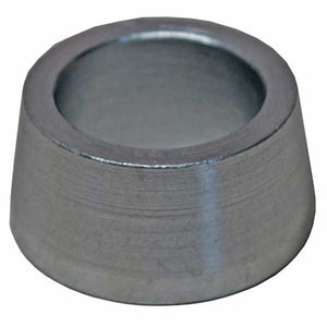 1/2 ID MISALIGNMENT SPACER ZINC PLATED STEEL 1 1/2 INCH MOUNTING WIDTH