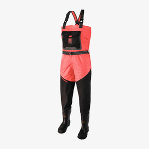 Swamp Insulated Waders - Coral