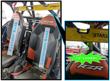 RZR Lower & Recline Seat Bases