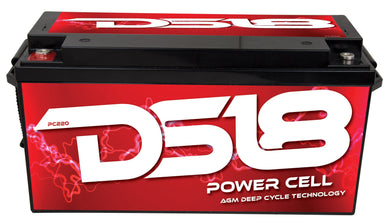 INFINITE 220 AH AGM POWER CELL BATTERY