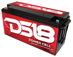 INFINITE 250 AH AGM POWER CELL BATTERY