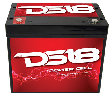 INFINITE 55 AH AGM POWER CELL BATTERY