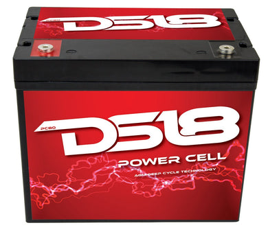 INFINITE 80 AH AGM POWER CELL BATTERY