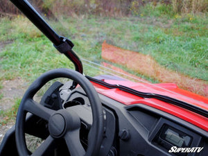 Honda Pioneer 500 Scratch Resistant Full Windshield