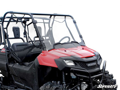 Honda Pioneer 700 Scratch Resistant Full Windshield