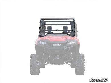 Honda Pioneer 700 Flip Down Windshield