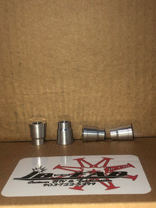 "Honda A-Arm Spacers for 1/2"" bore Heim Joint"