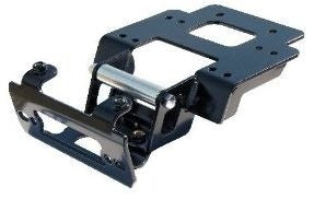 Viper UTV Winch Mount Plate - Polaris RZR