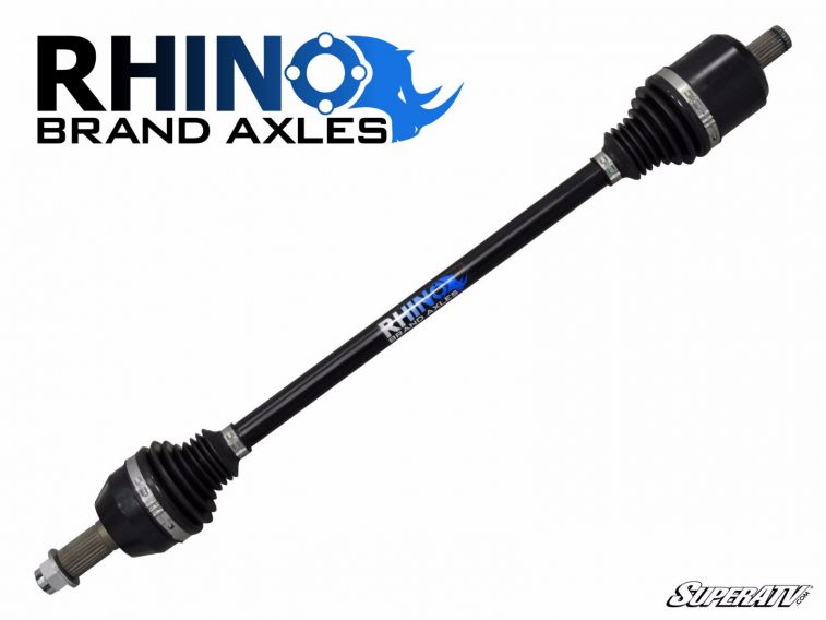 Honda Pioneer 1000 Big Lift Kit Axles - Rhino Brand