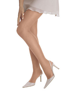 Hanes Silk Reflections Transprent Control Top Pantyhose 1 Pair Pack