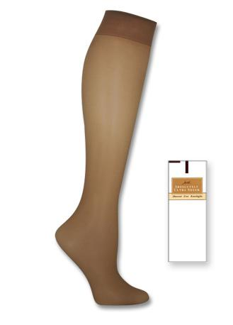 Hanes Absoutely Ultra Sheer Knee Highs SF 2 Pair Pack