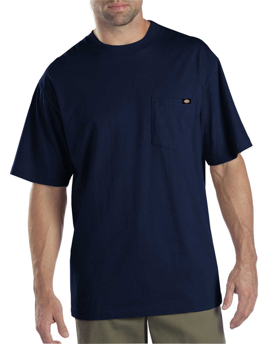 Dickies Mens 2-Pack Pocket T-Shirts