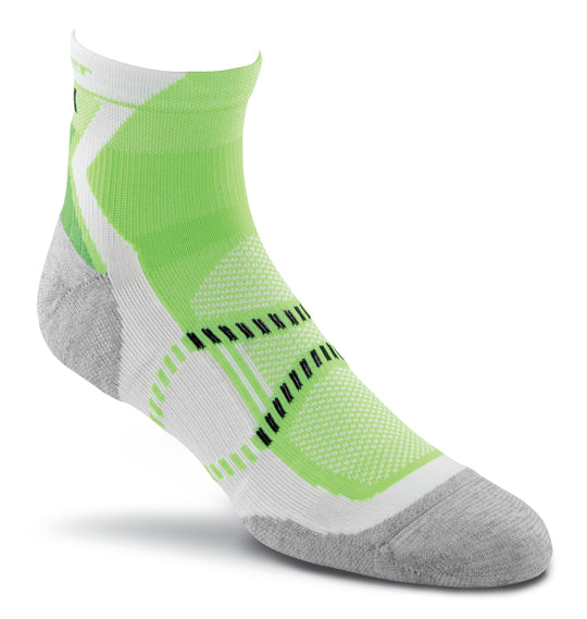 Fox River Velox LX Men`s Lightweight Quarter Crew Socks