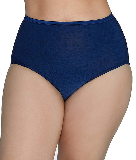 Vanity Fair Womens Plus Size Illumination Brief