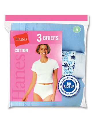 Hanes Cotton Briefs