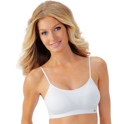 Lily of France Dynamic Duo Women`s 2-Pack Seamless Bralette