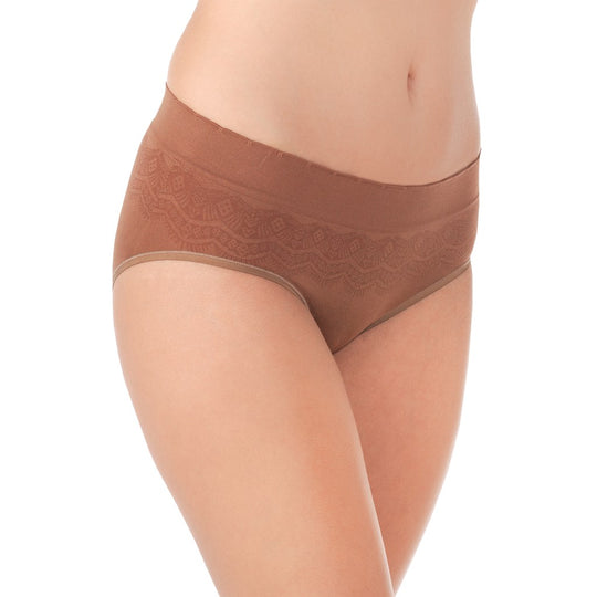 Vanity Fair Womens No Pinch-No Show Seamless Hipster Panty