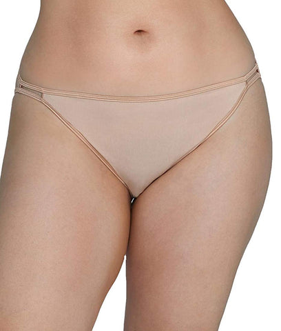 Vanity Fair Womens Plus Size illumination Bikini Panty