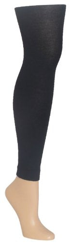 MeMoi Women`s Merino Wool/Tencel Footless Tights
