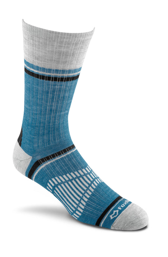 Fox River Ridgeline Men`s Lightweight Crew Socks