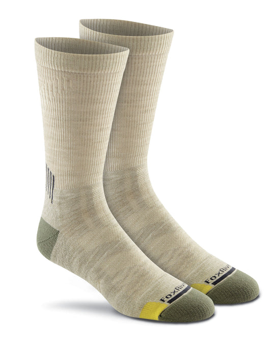 Fox River Adult PrimaHike Lightweight PrimaLoft Crew Socks