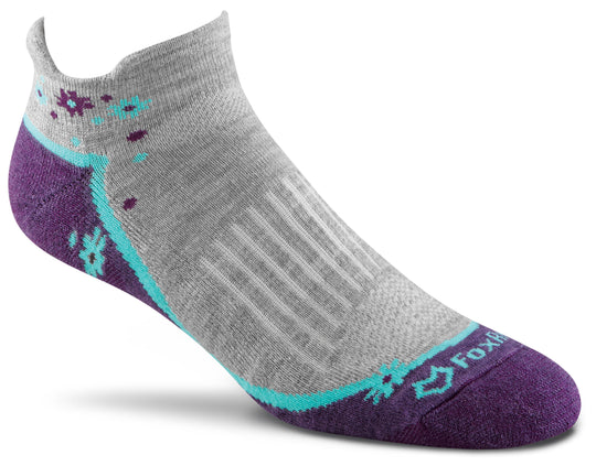 Fox River Trail Men`s Lightweight Ankle Socks