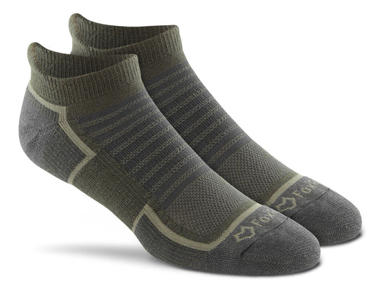 Fox River Adult Basecamp Lightweight Ankle Socks