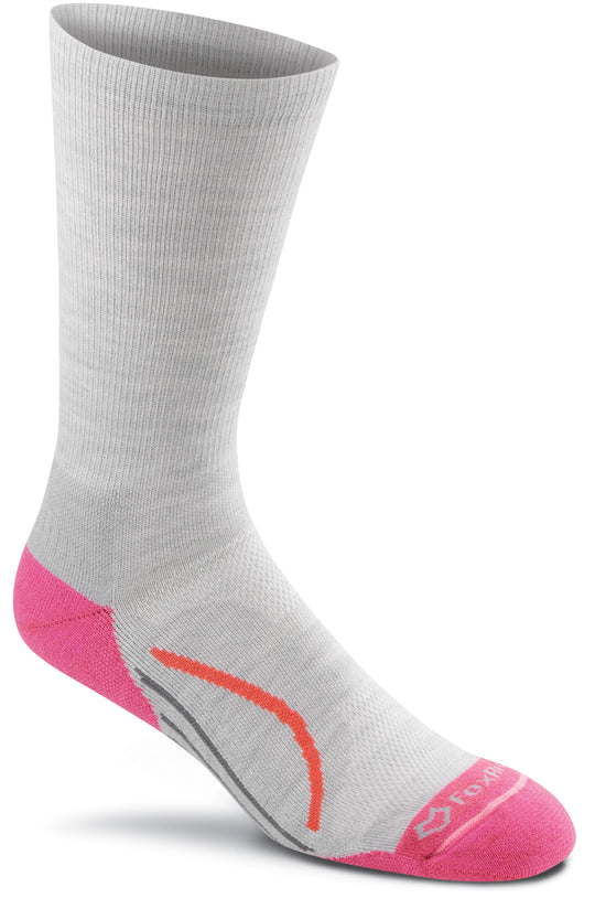 Fox River Mens Basecamp Lightweight Crew Socks