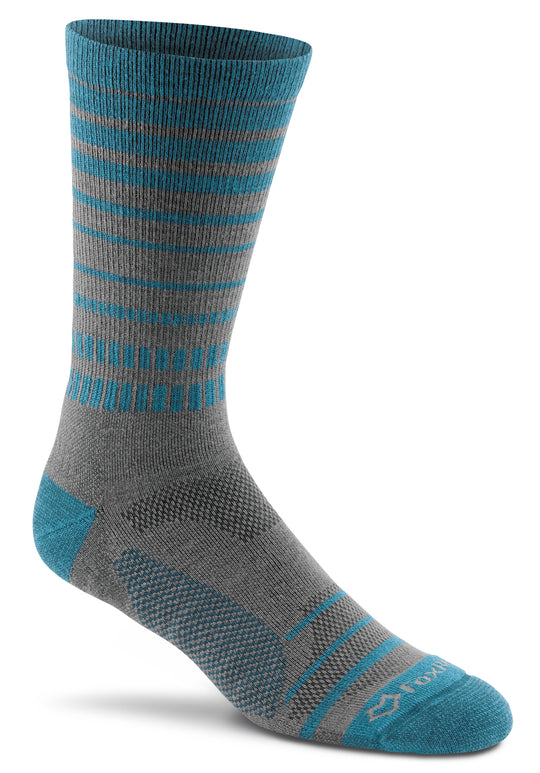 Fox River Mens Harding Lightweight Crew Socks