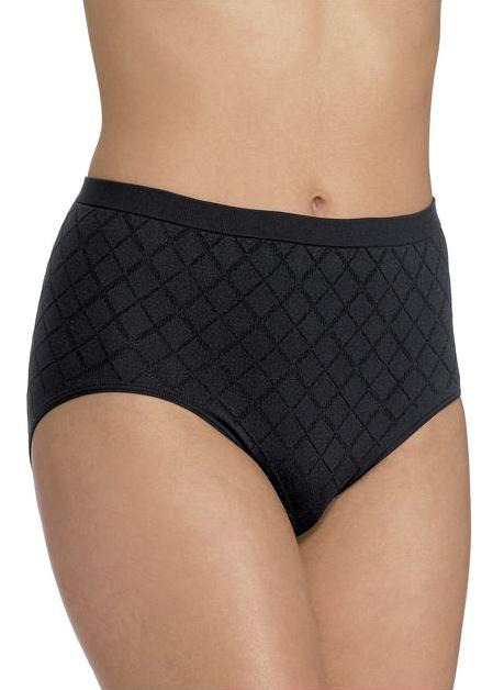 9399a5bf419 2730 - Barely There Seamless Diamond Microfiber Brief – NY Lingerie