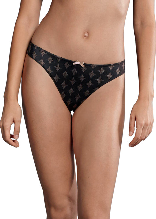 Rosa Faia Womens Mila Light Support Thong