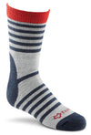 Fox River Emblazon Kids Lightweight Crew Socks