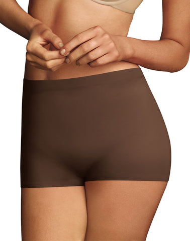 Maidenform Womens Cover Your Bases Smoothing Boyshort