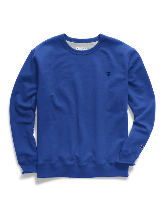 Champion Big & Tall Men`s Fleece Sweatshirt