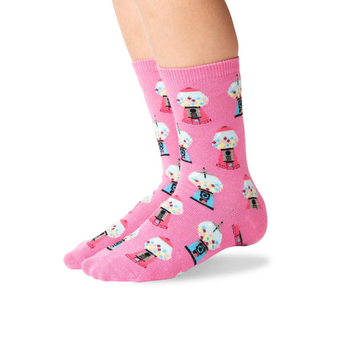 Hot Sox Kids Gumballs Crew Socks