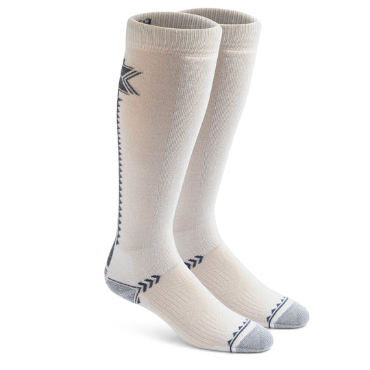 Fox River Womens CHAMONIX Over the Calf Ski Sock
