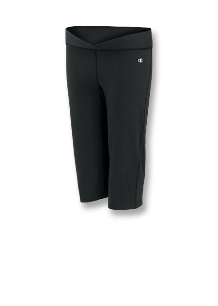 Champion Cotton Blend Criss Cross Knee Pant