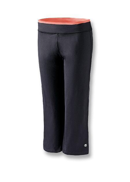 Champion Double Dry Semi-Fitted Women's Capri Pants