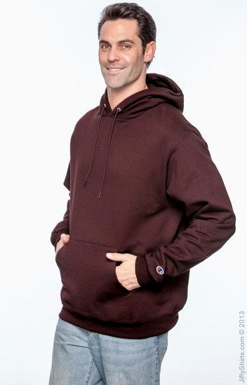Champion Men's Double Dry Action Fleece Pullover Hood