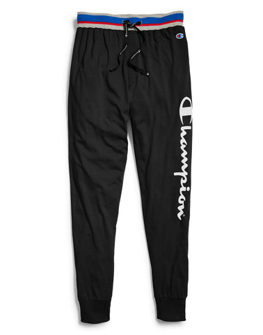 Champion Mens Logo Sleep Joggers