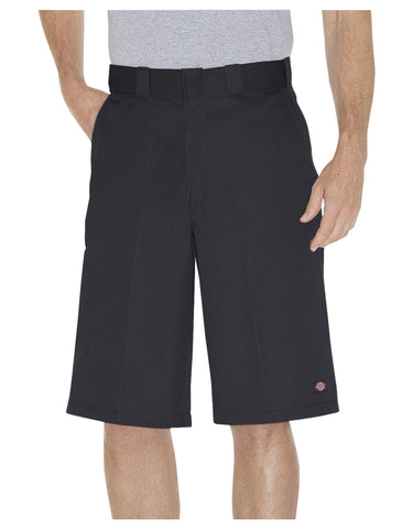 "Dickies Mens 13"" Loose Fit Multi-Use Pocket Work Shorts"