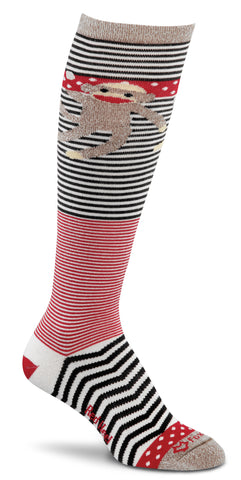 Fox River Monkey Swings Women`s Ultra-lightweight Knee-high Socks